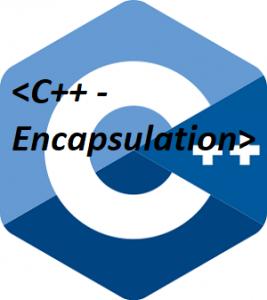 C++ Encapsulation