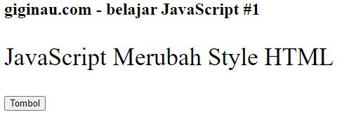 Mengenal Dan Mengerti Apa Itu JavaScript Bagi Pemula