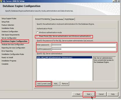 Cara Install Microsoft SQL Server 2008 R2 (MSSQL 2008 R2)