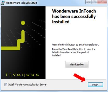 Cara Install Wonderware Intouch