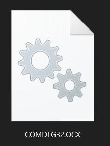 Register and Unregister ActiveX control (OCX)